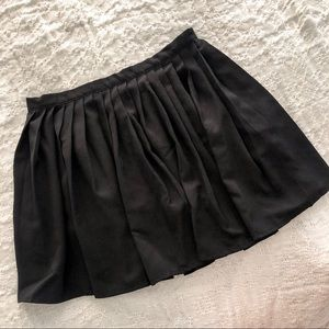 Forever21 Mini Pleated Skirt